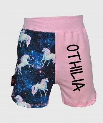 Short Pants Unicorn