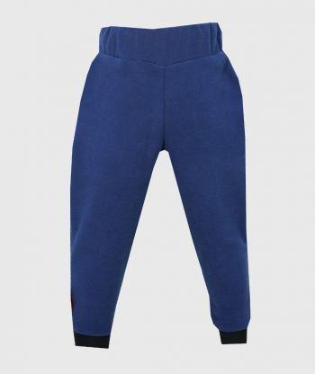 Polar Fleece Pants Dark Blue