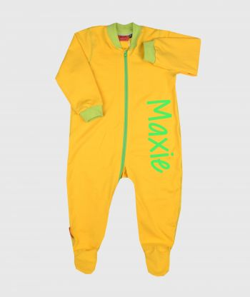 Sweet Dreams Yellow Pyjamas