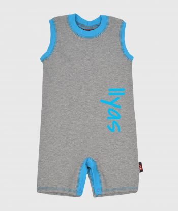 Summersuit Grey/Blue