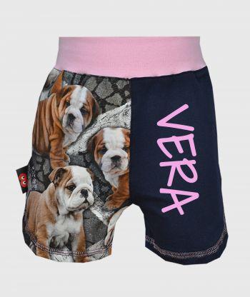 Short Pants Bulldogs